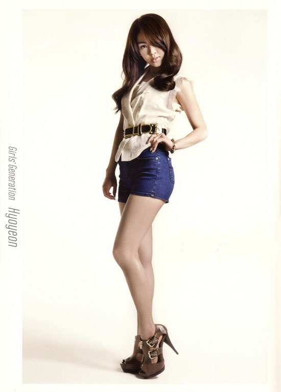 SNSD Hyoyeon Japanese Genie photo