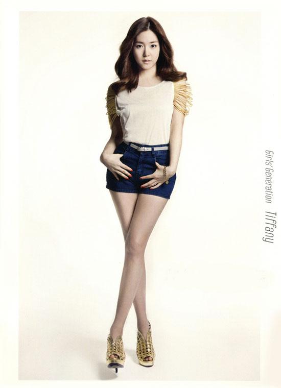 SNSD Tiffany Japanese Genie photo