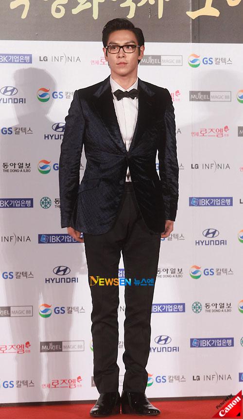 Choi Seung-hyun at Daejong Film Awards 2010