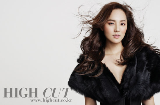Eugene Kim High Cut magazine
