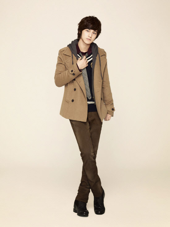 Kim Bum for Edwin