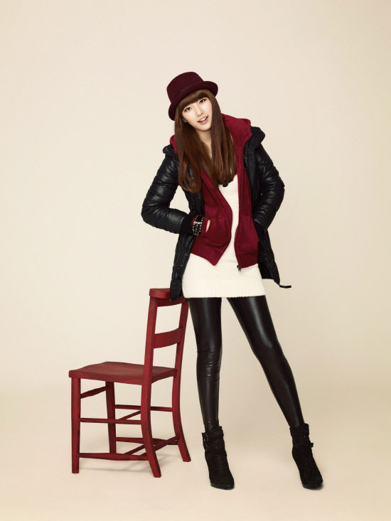 Miss A Suzy for Edwin