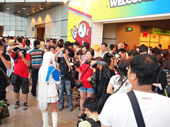 Anime Festival Asia 2010 in Singapore