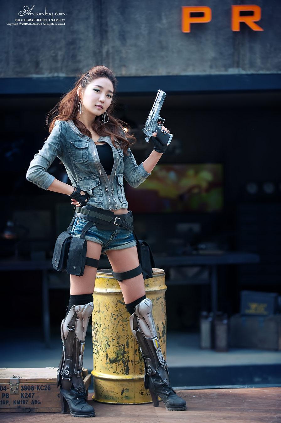 Bang Eun Young GSTAR Korean cosplay