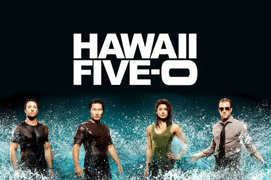 American TV series Hawaii Five 0