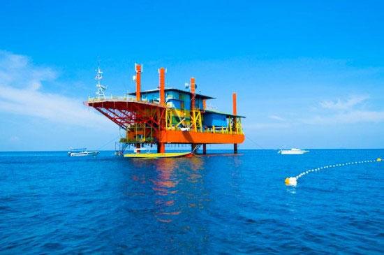 Seaventures Dive Resort, Sabah, Malaysia