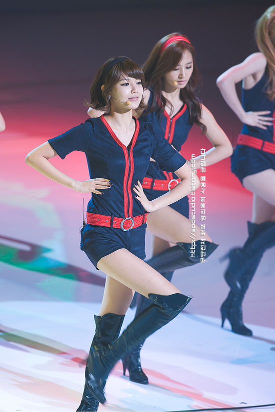 SNSD Sooyoung at G20 Seoul concert