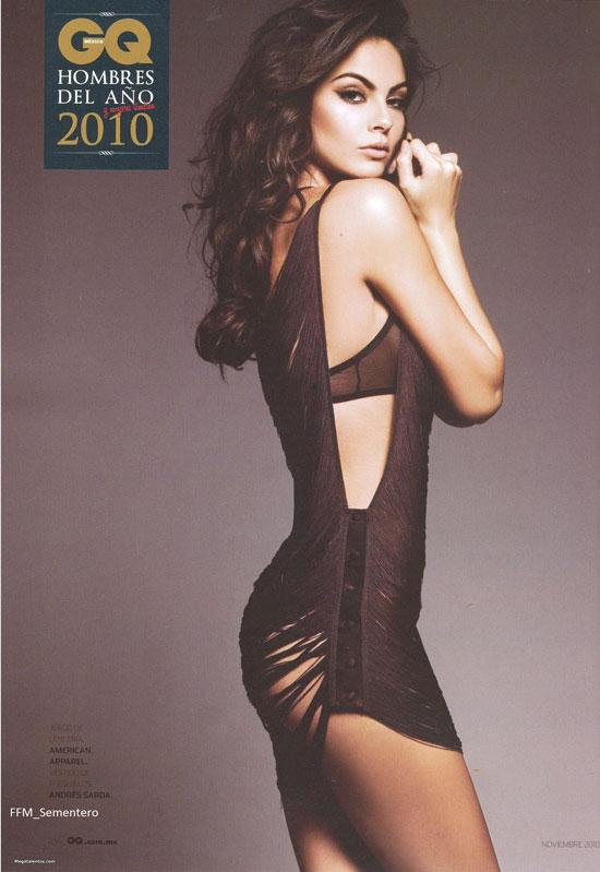 Ximena Navarette GQ Mexico Magazine