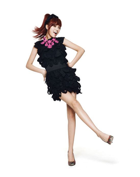 After School Lizzy Love Lanvin for HM