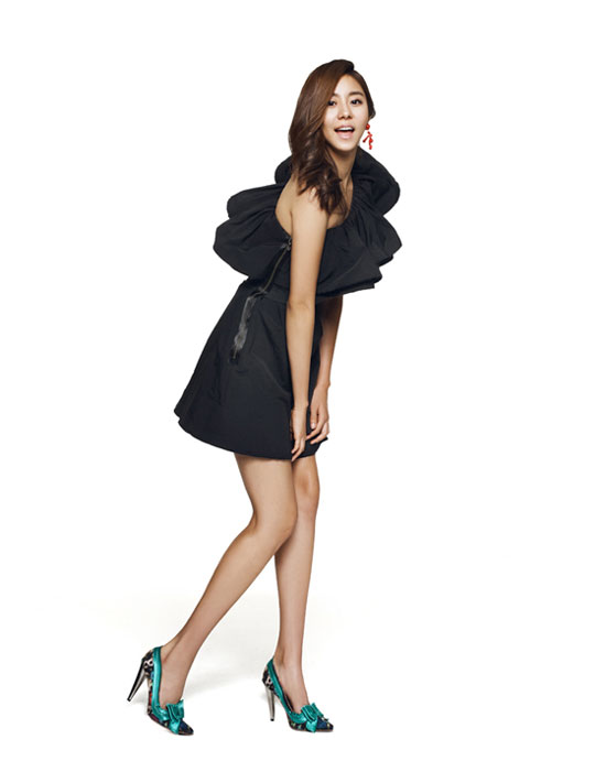 After School Uee Love Lanvin for HM