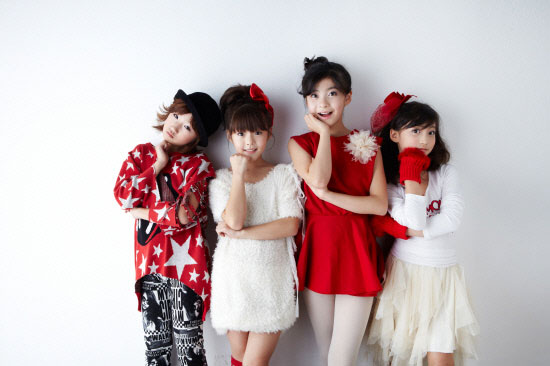 Girl Story youngest Korean pop group
