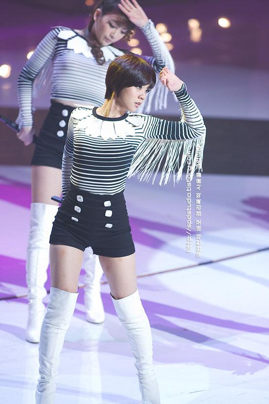 Kara at Korea-China Music Festival 2010