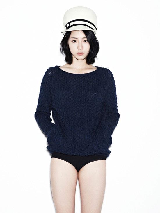 Lee Yeon-hee on OhBoy magazine
