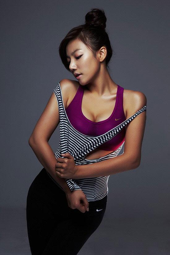 Lee Chae-young Apple Hip Korea