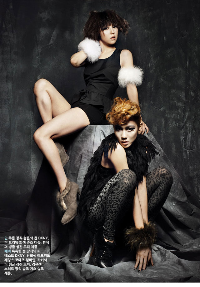 Miss A Min Fei Arena Homme