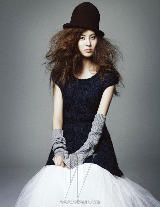 Girls Generation Seohyun W Korea magazine