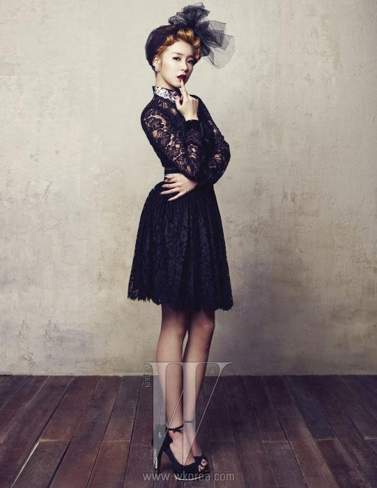 Girls Generation Tiffany W Korea magazine