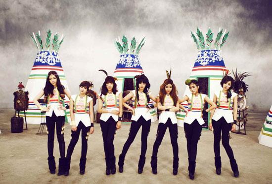 T-ara YaYaYa concept photo