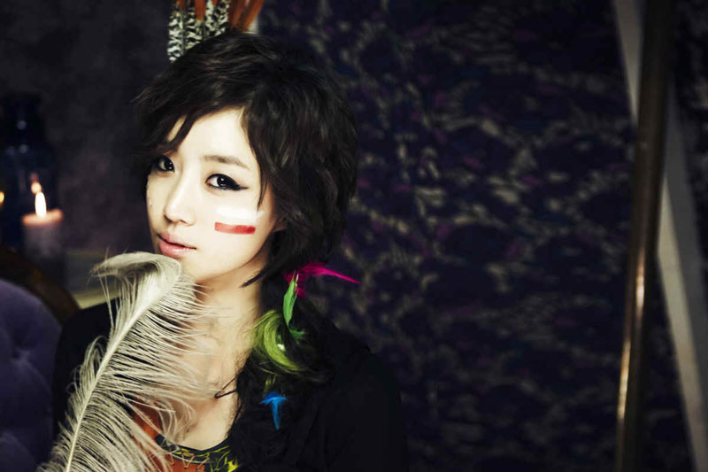 T-ara Eunjung YaYaYa