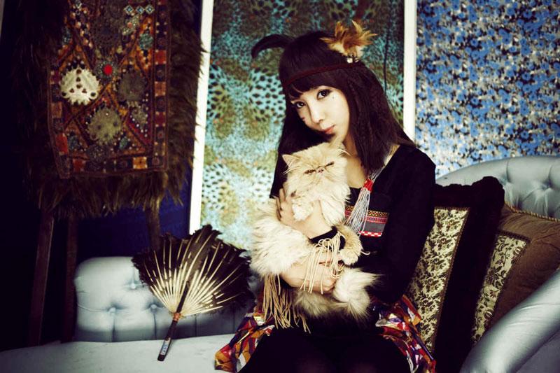 T-ara Hyomin YaYaYa