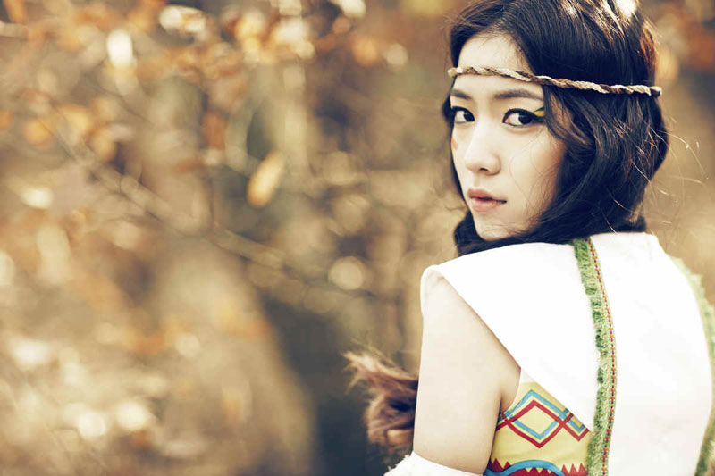T-ara Hwayoung YaYaYa