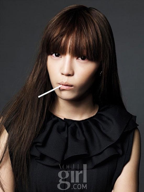 Kara Hara Vogue Girl