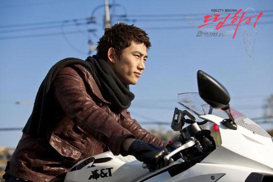 2PM Taecyeon Korean drama Dream High