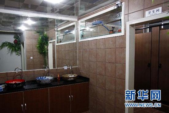 Shanghai Xitai capsule hotel