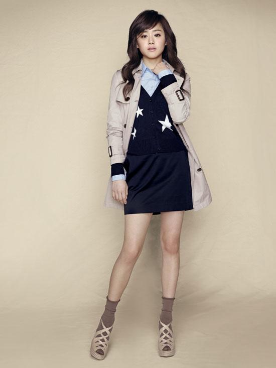 Moon Geun-young for Basic House