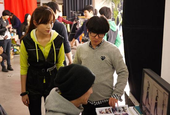 Han Hyo-joo Head Sports