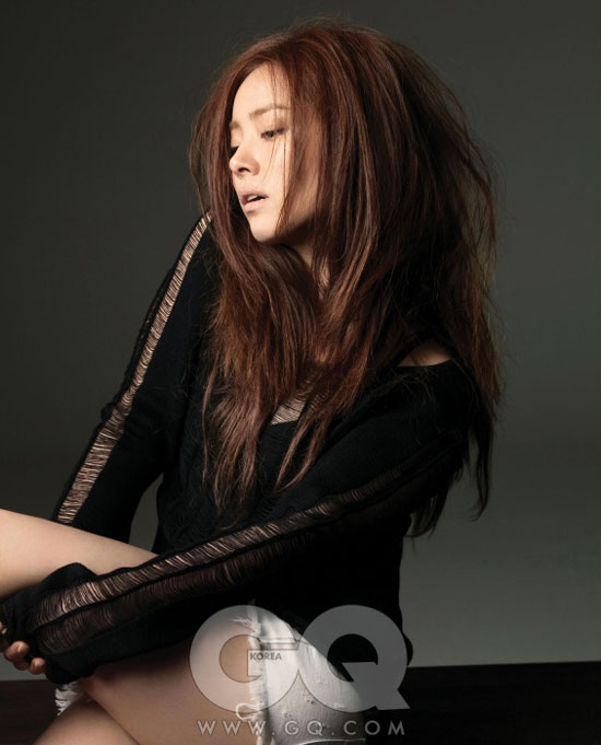 Han Ji-min GQ Korea