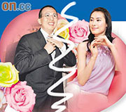 Isabella Leong and Richard Li