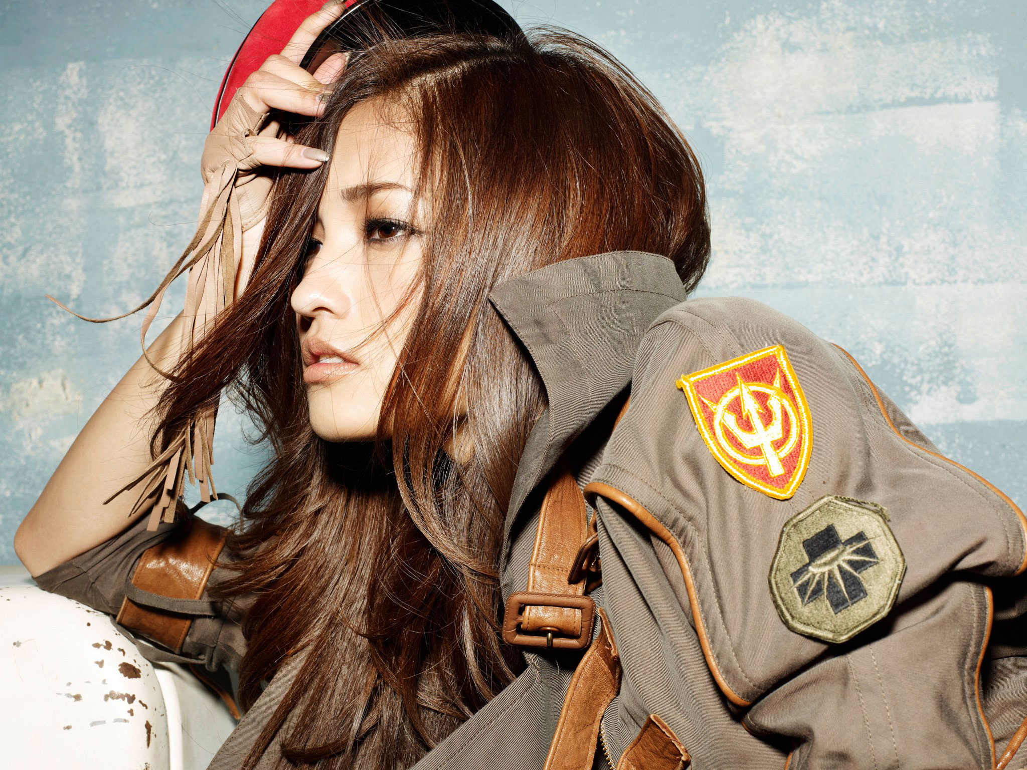 Meisa Kuroki Japanese Magazine Album