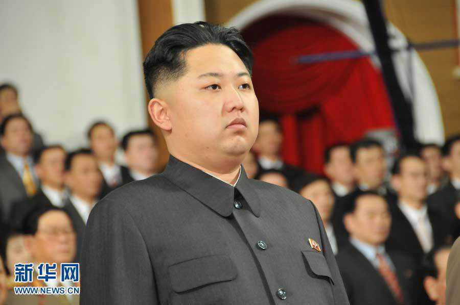 Kim Jong-un next North Korean leader