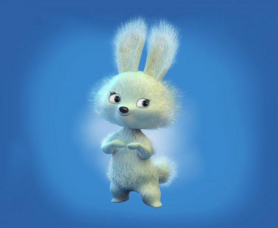 Sochi 2014 Winter Olympics Hare mascot