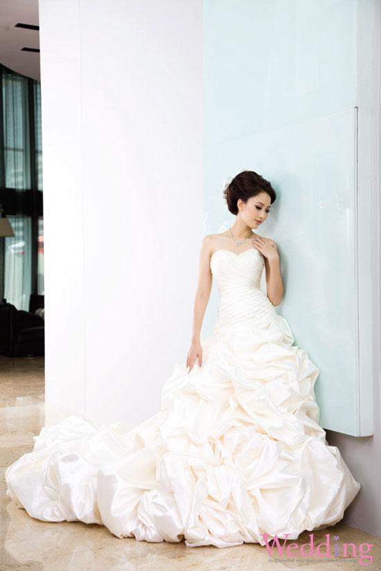 Idea asian girl wedding dress share your