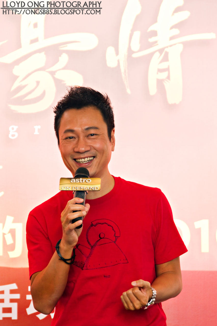 Wayne Lai No Regrets Malaysia fan meeting