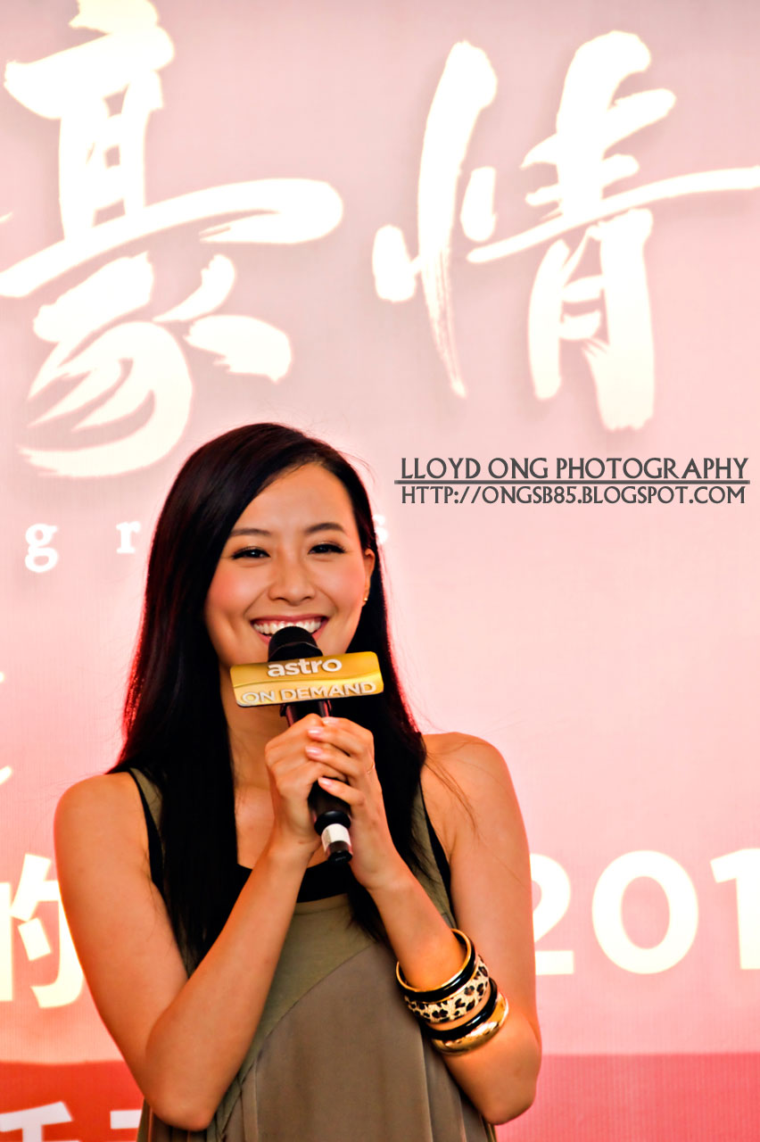 Fala Chen No Regrets Malaysia fan meeting