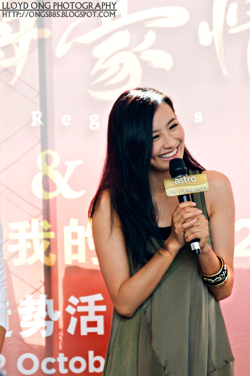 Fala Chen Astro AOD Malaysia fan meeting