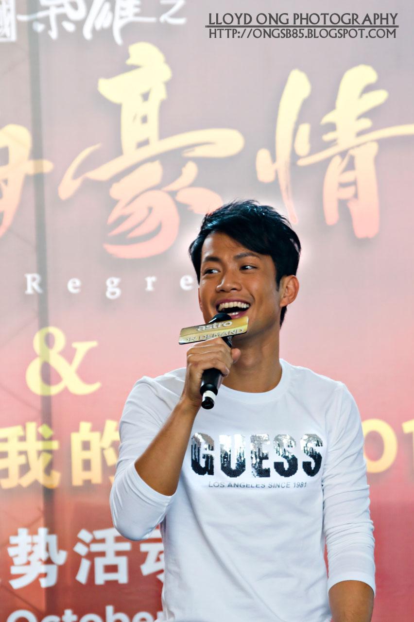 Pierre Ngo No Regrets Malaysia fan meeting