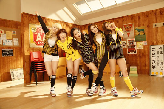Korean Girls Day Twinkle Twinkle