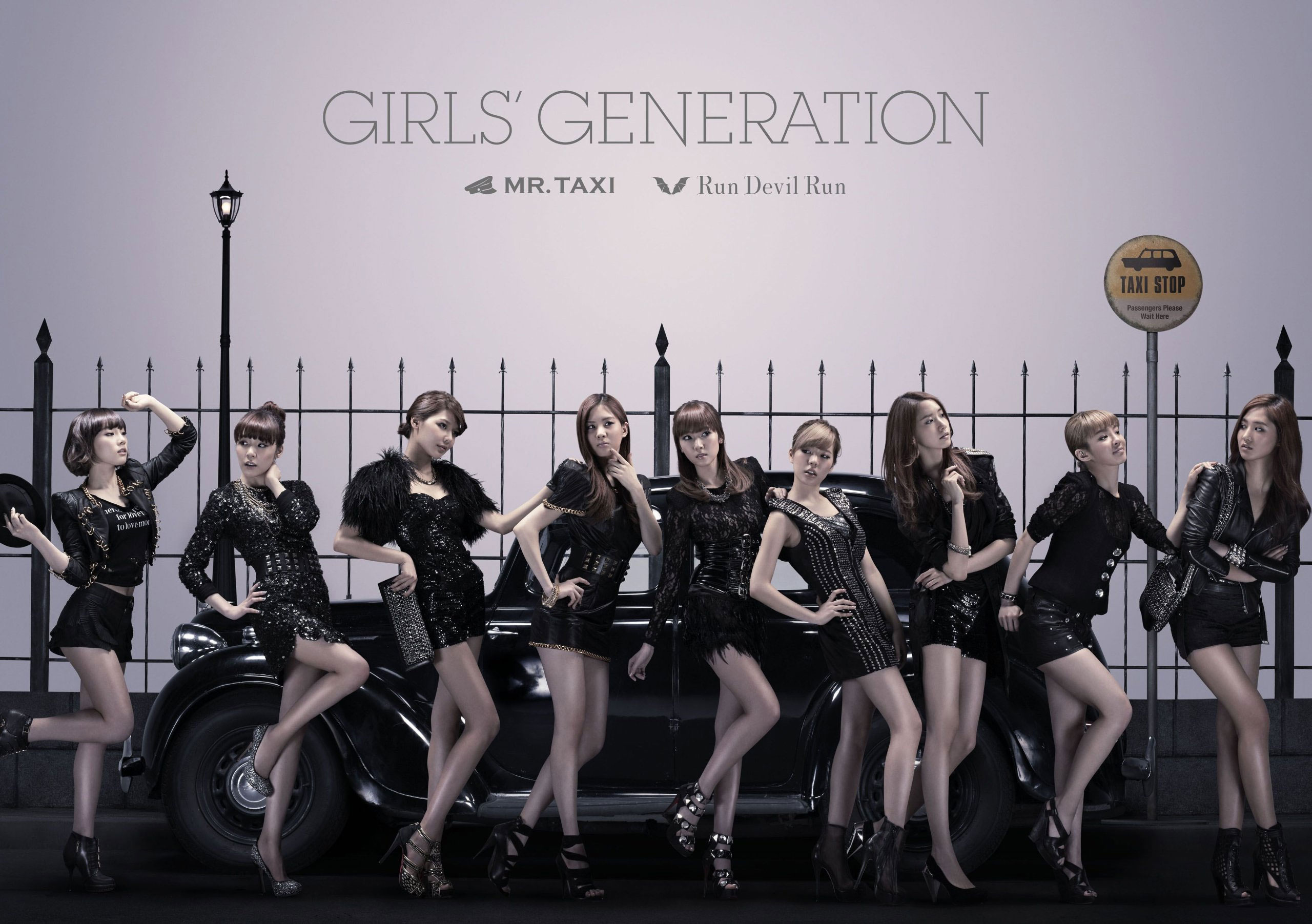 Girls Generation Mr Taxi and RunDevilRun