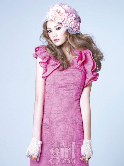 Nana Im Vogue Girl Pink Wings 2011