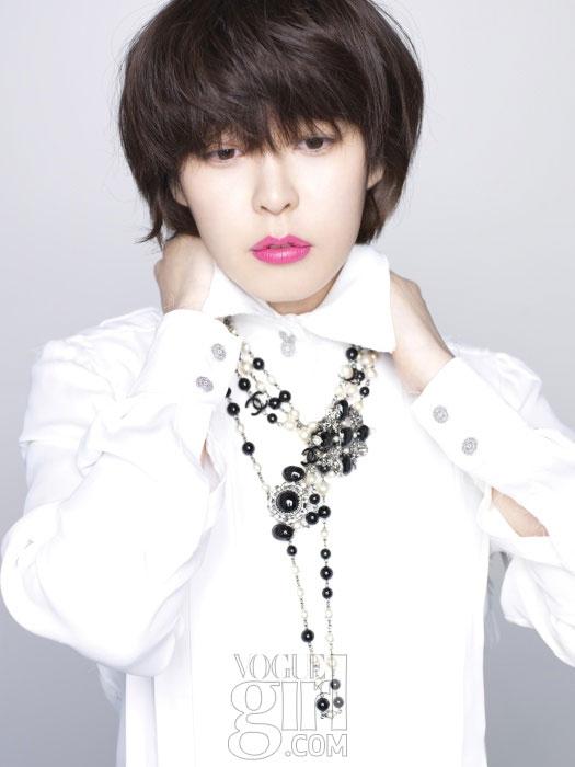 Lee Hana Vogue Girl Pink Wings 2011
