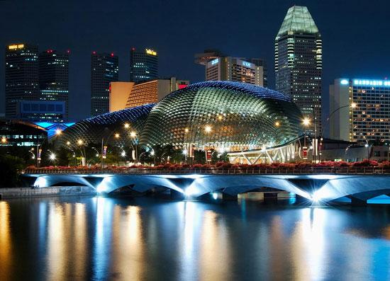 Singapore Asia greenest city