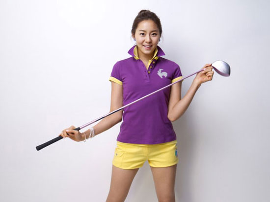 After School Uee Le Coq Sportif golf collection