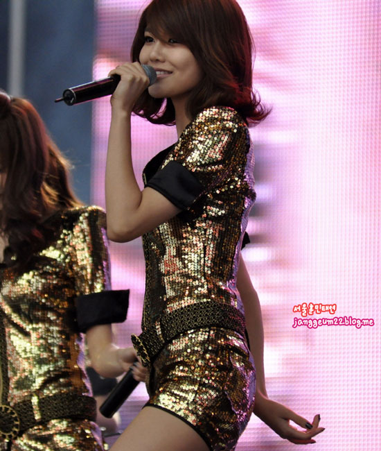 Girls Generation Sooyoung Angel Price Music Festival