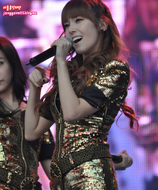 Girls Generation Jessica Angel Price Music Festival