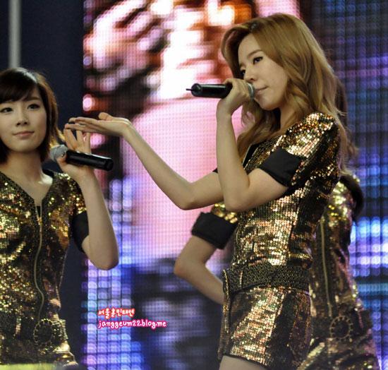 Girls Generation Sunny Angel Price Music Festival