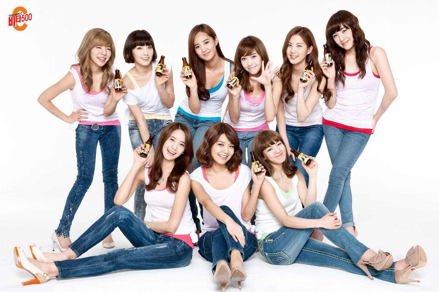 girls' generation - vita500 smartphone wallpapers